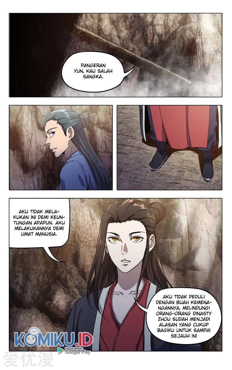 Deity's Path through Ten Thousand Worlds: Chapter 326 - Page 11
