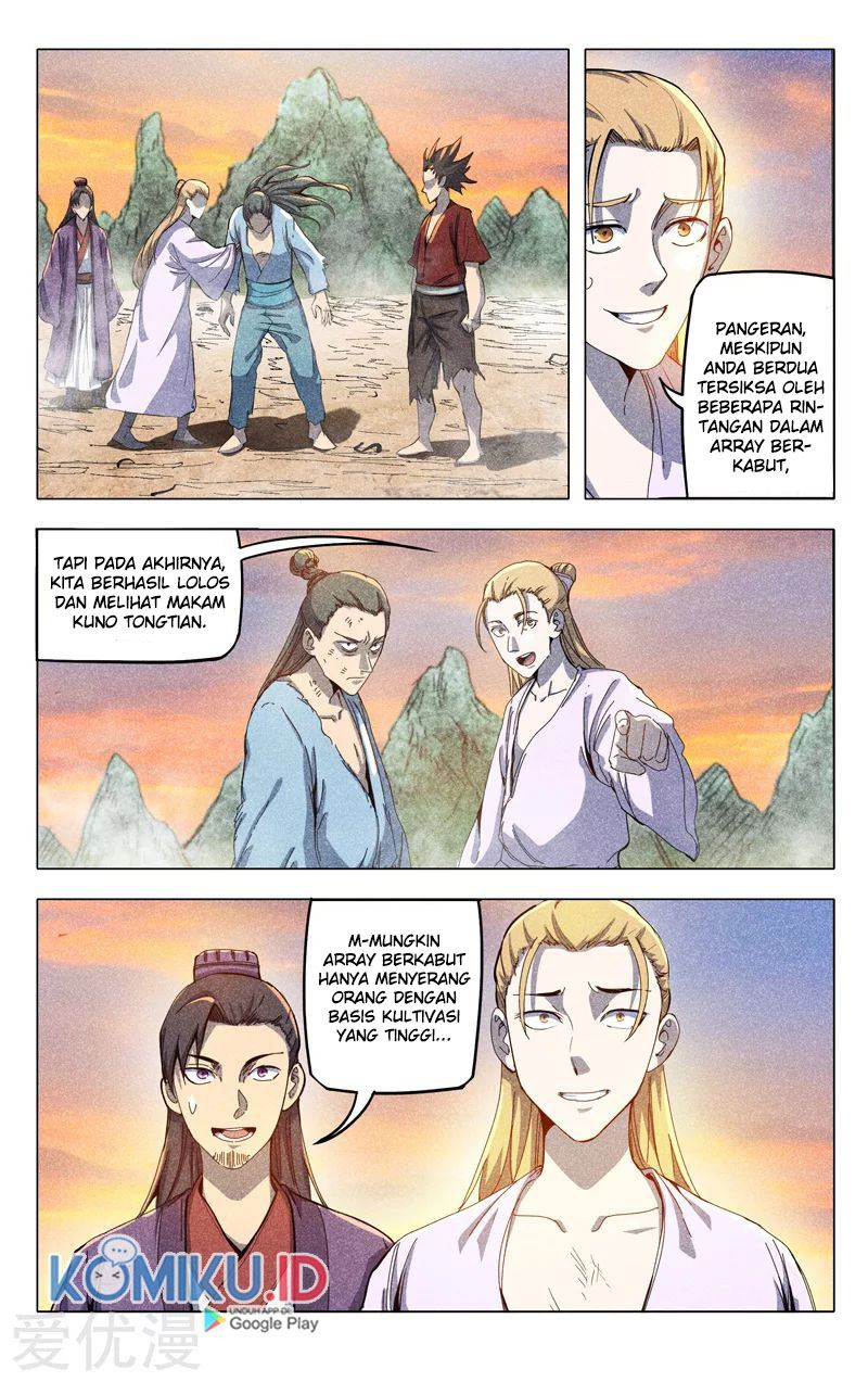 Deity's Path through Ten Thousand Worlds: Chapter 315 - Page 6