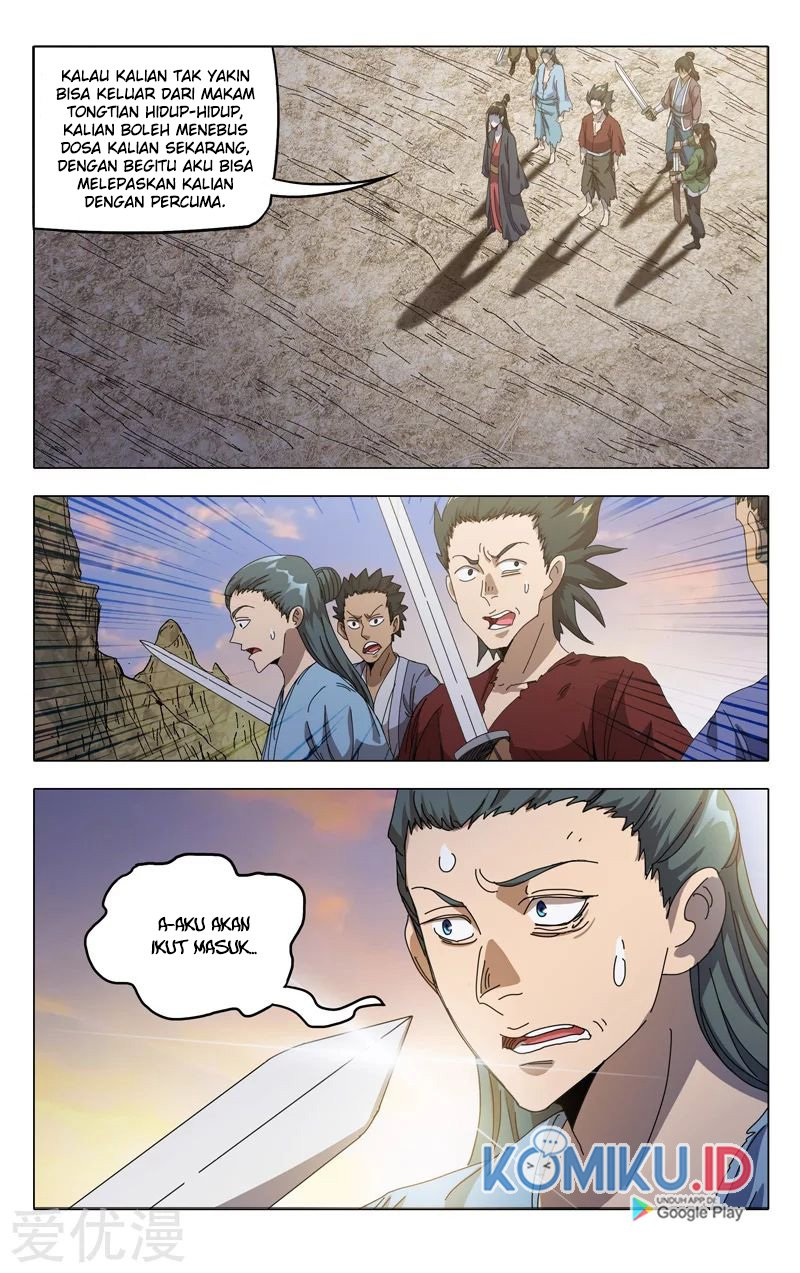 Deity's Path through Ten Thousand Worlds: Chapter 326 - Page 5
