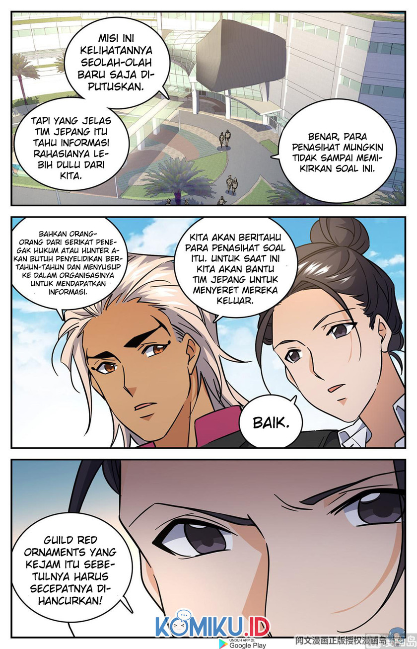 Versatile Mage: Chapter 620 - Page 12