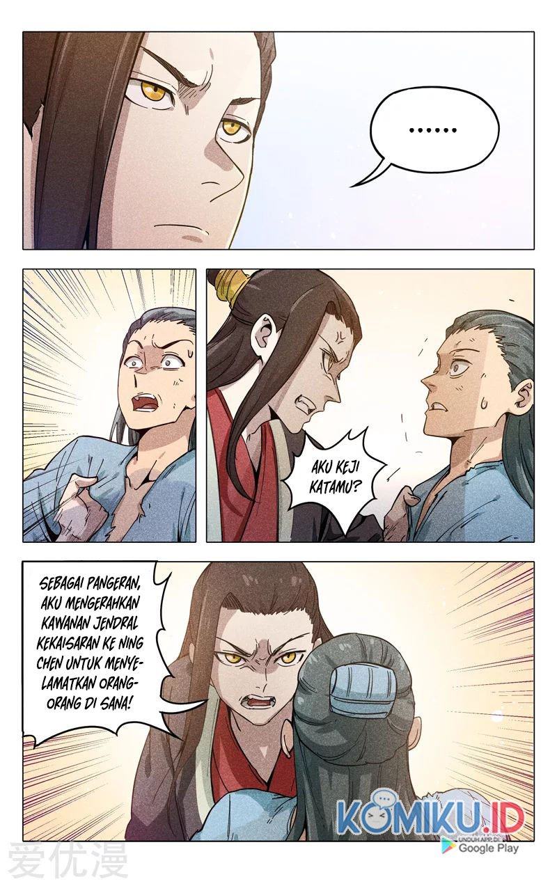 Deity's Path through Ten Thousand Worlds: Chapter 316 - Page 8