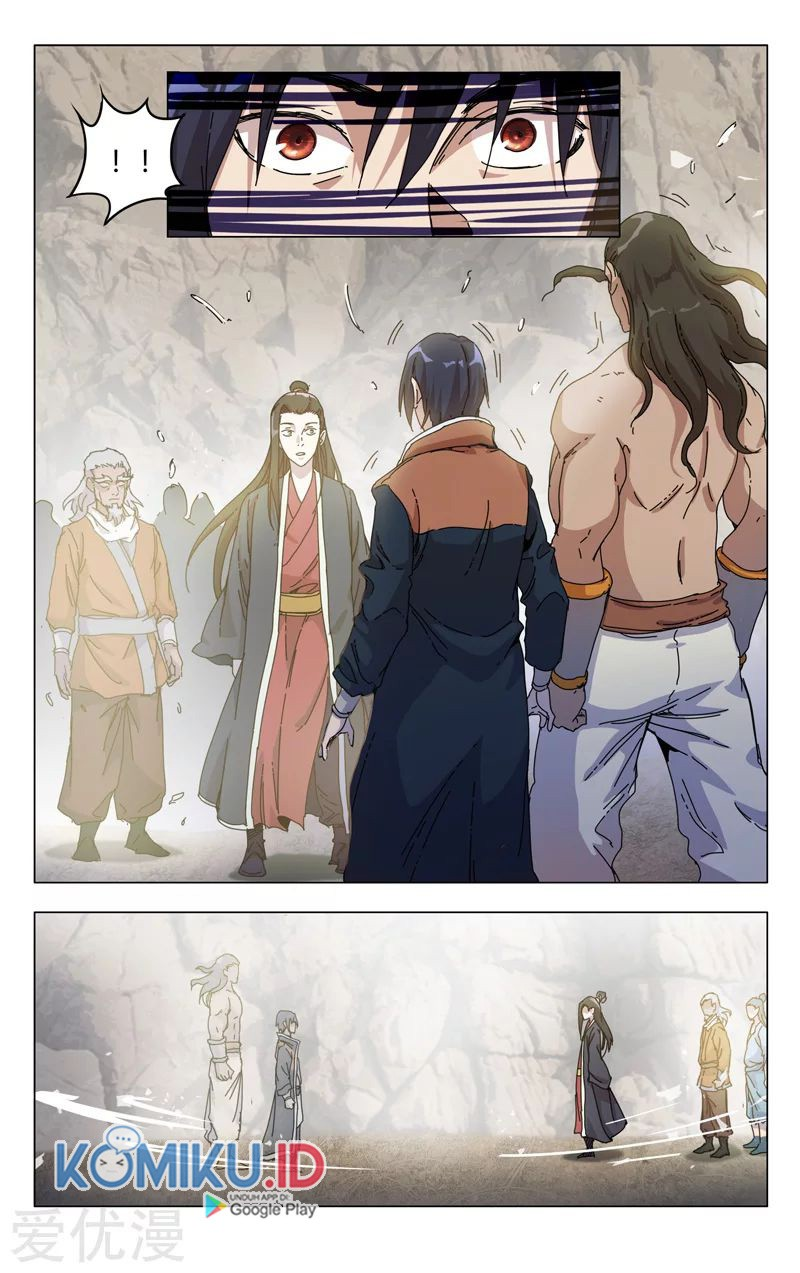 Deity's Path through Ten Thousand Worlds: Chapter 328 - Page 4