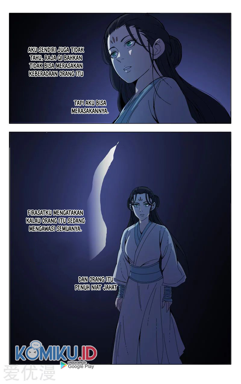 Deity's Path through Ten Thousand Worlds: Chapter 330 - Page 4