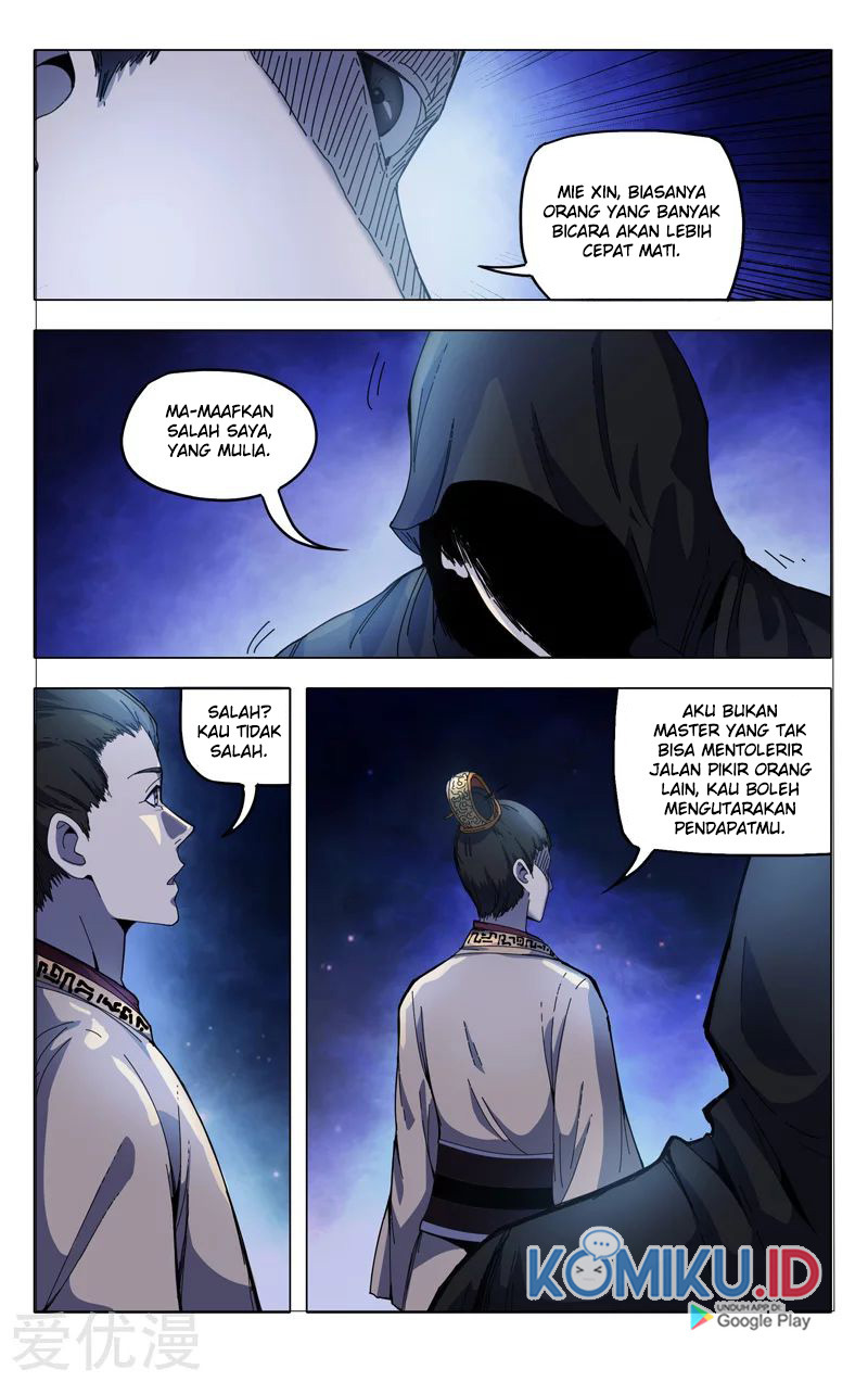 Deity's Path through Ten Thousand Worlds: Chapter 330 - Page 8