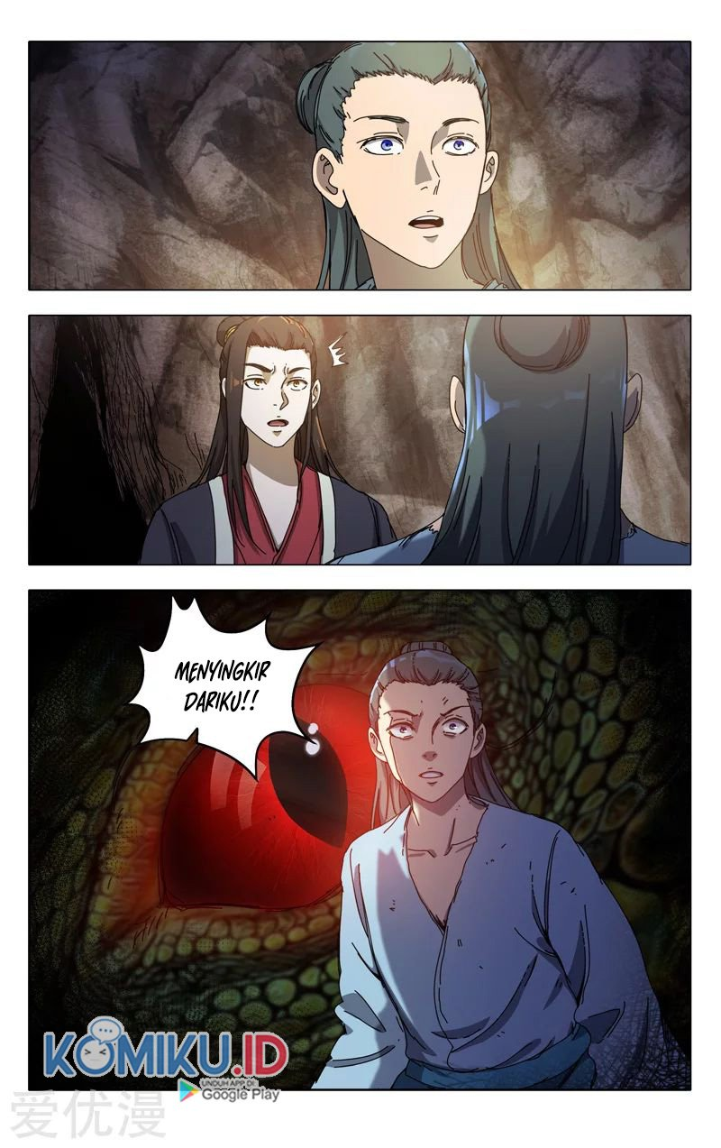 Deity's Path through Ten Thousand Worlds: Chapter 326 - Page 12