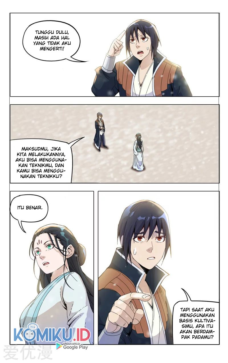 Deity's Path through Ten Thousand Worlds: Chapter 329 - Page 9