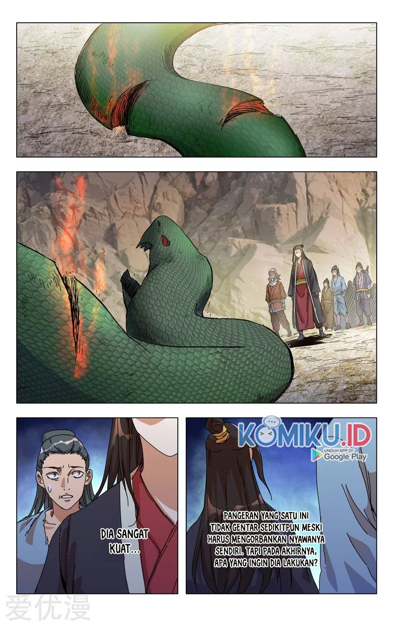 Deity's Path through Ten Thousand Worlds: Chapter 328 - Page 3