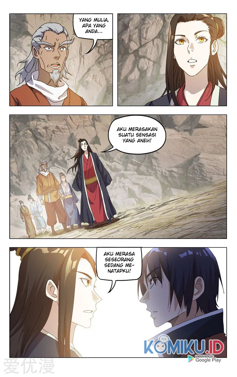Deity's Path through Ten Thousand Worlds: Chapter 328 - Page 6