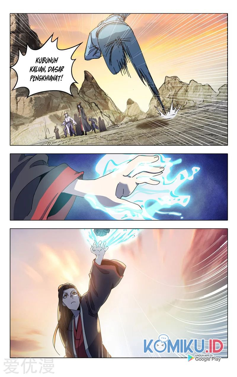 Deity's Path through Ten Thousand Worlds: Chapter 326 - Page 7