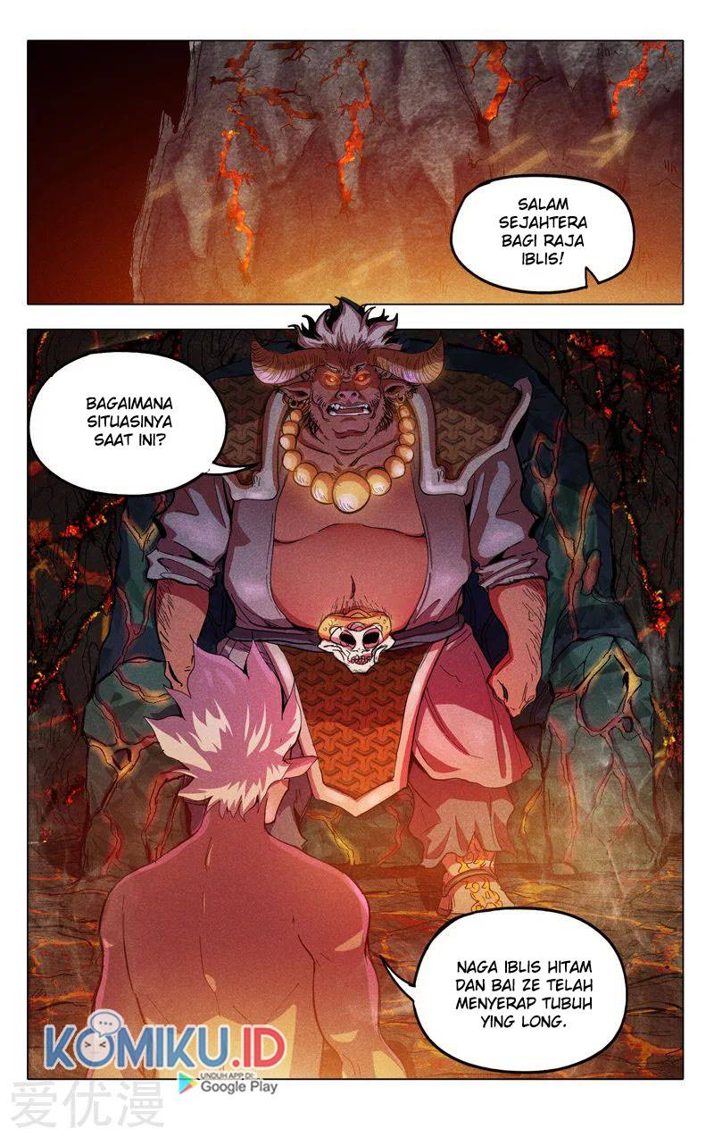 Deity's Path through Ten Thousand Worlds: Chapter 317 - Page 2