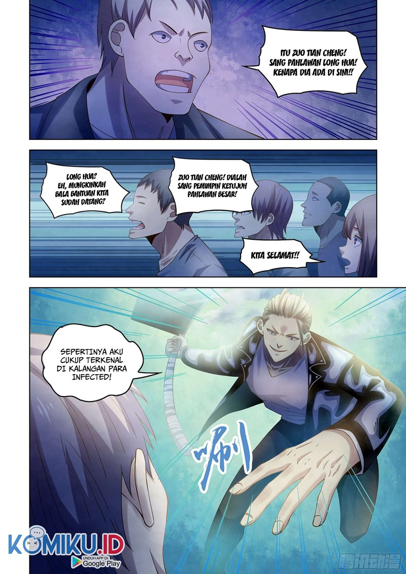 The Last Human: Chapter 361 - Page 1