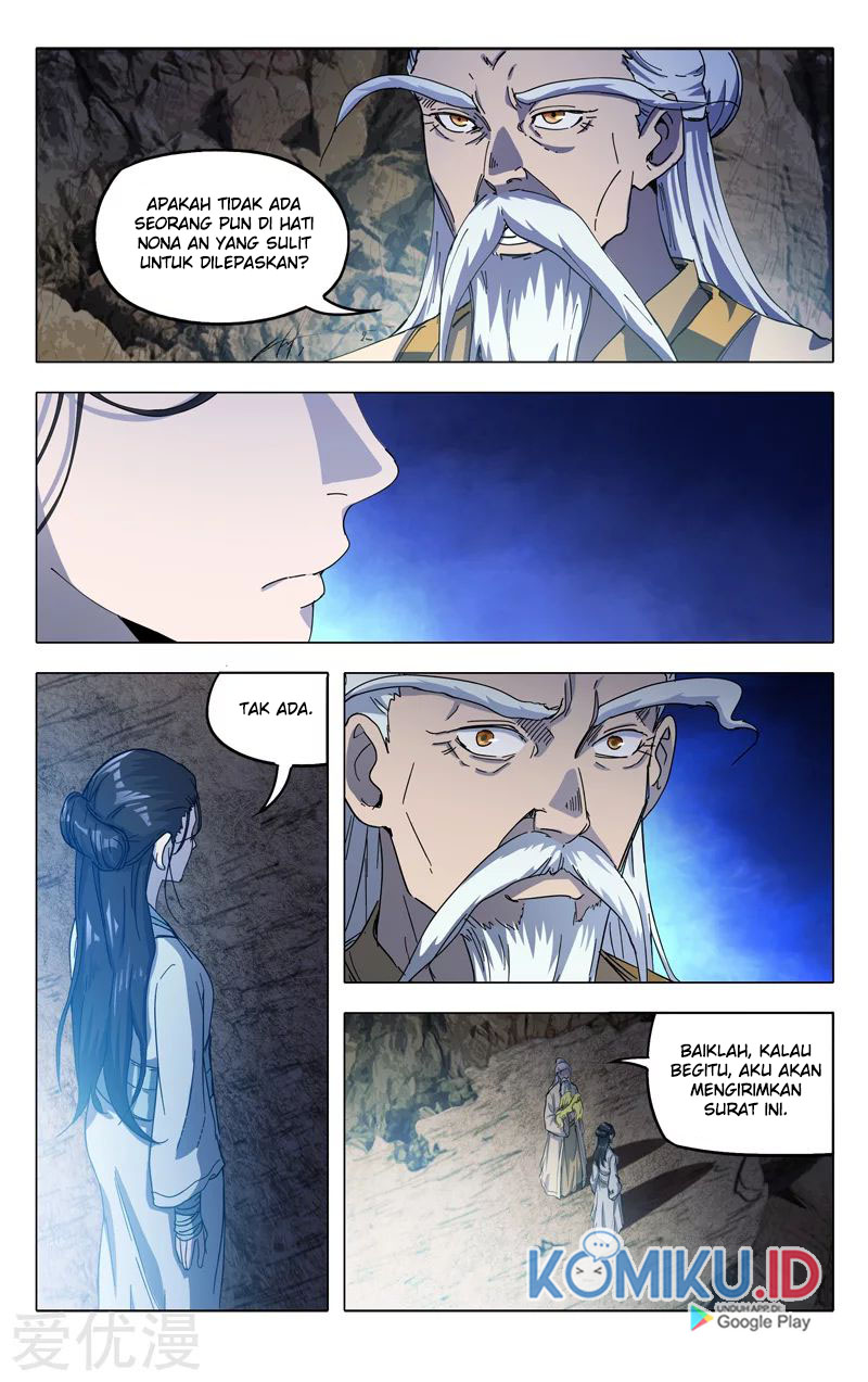 Deity's Path through Ten Thousand Worlds: Chapter 324 - Page 8