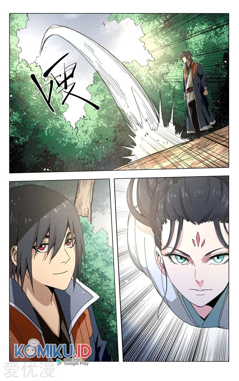 Deity's Path through Ten Thousand Worlds: Chapter 310 - Page 12