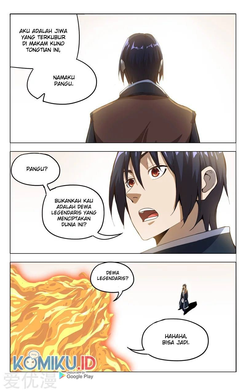 Deity's Path through Ten Thousand Worlds: Chapter 321 - Page 7