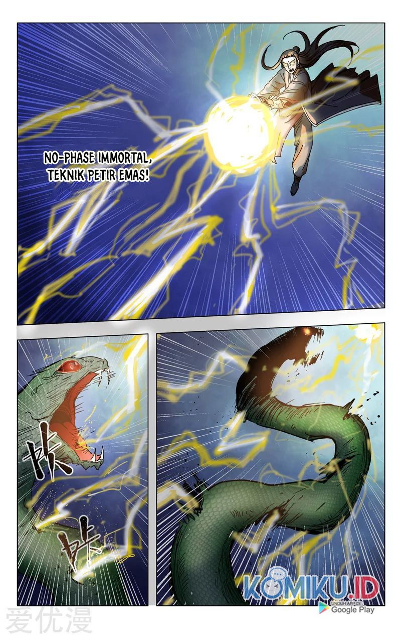 Deity's Path through Ten Thousand Worlds: Chapter 327 - Page 5