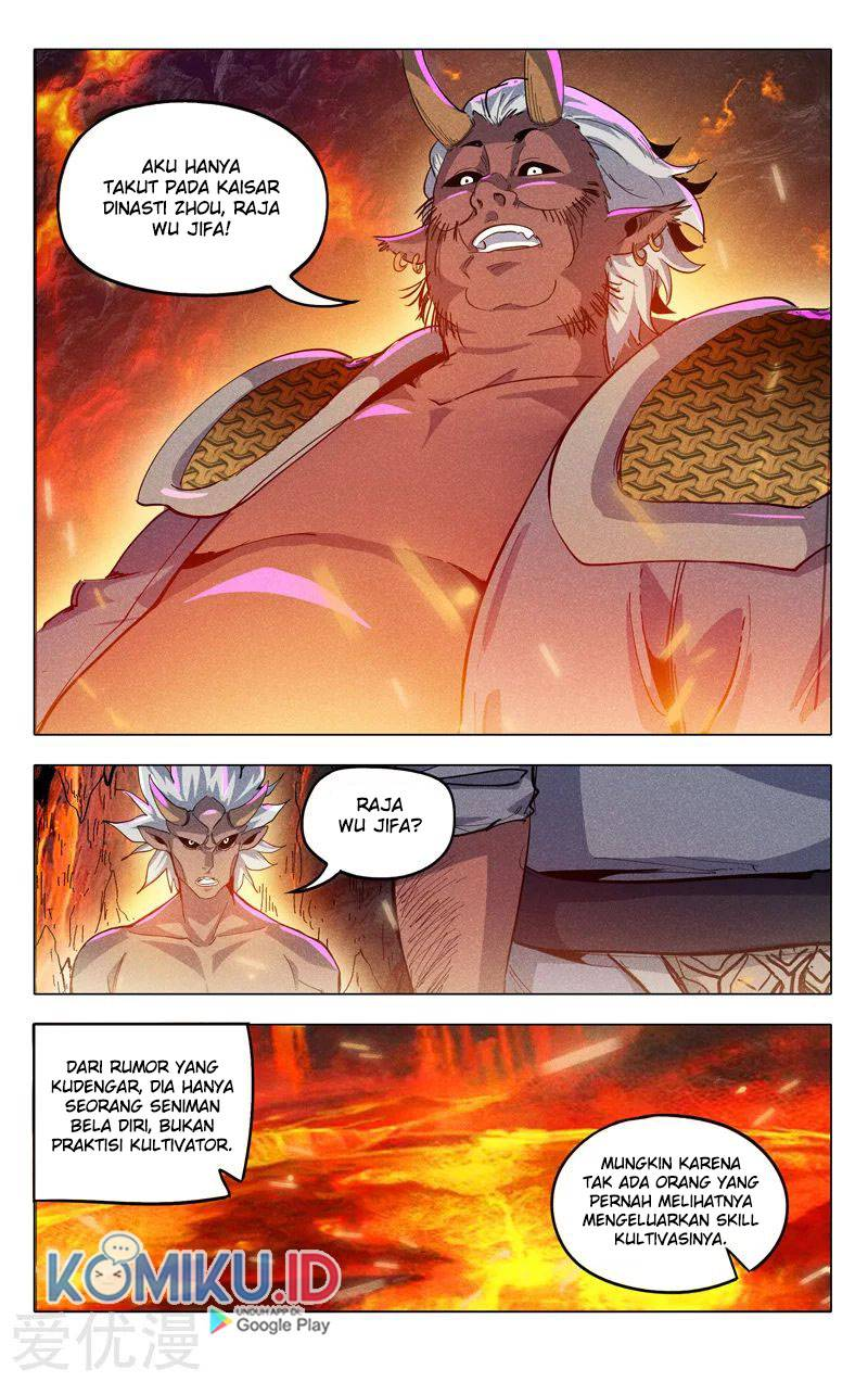 Deity's Path through Ten Thousand Worlds: Chapter 317 - Page 5