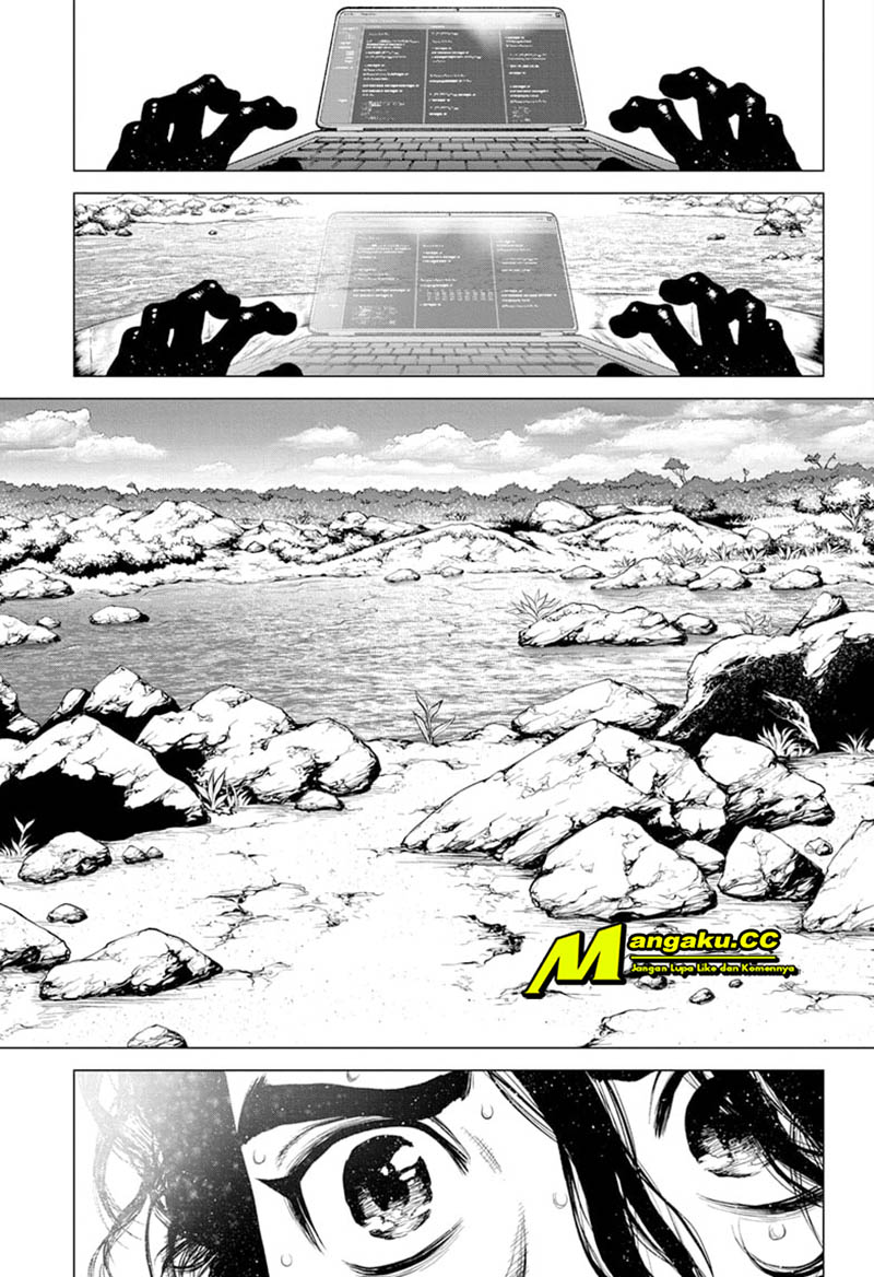 Dr. Stone: Chapter 205 - Page 8