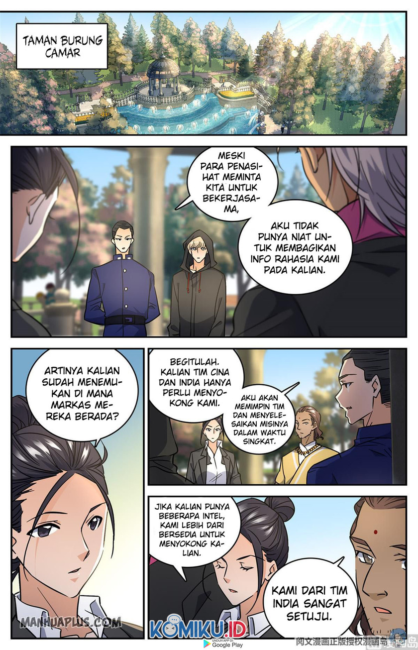 Versatile Mage: Chapter 620 - Page 4