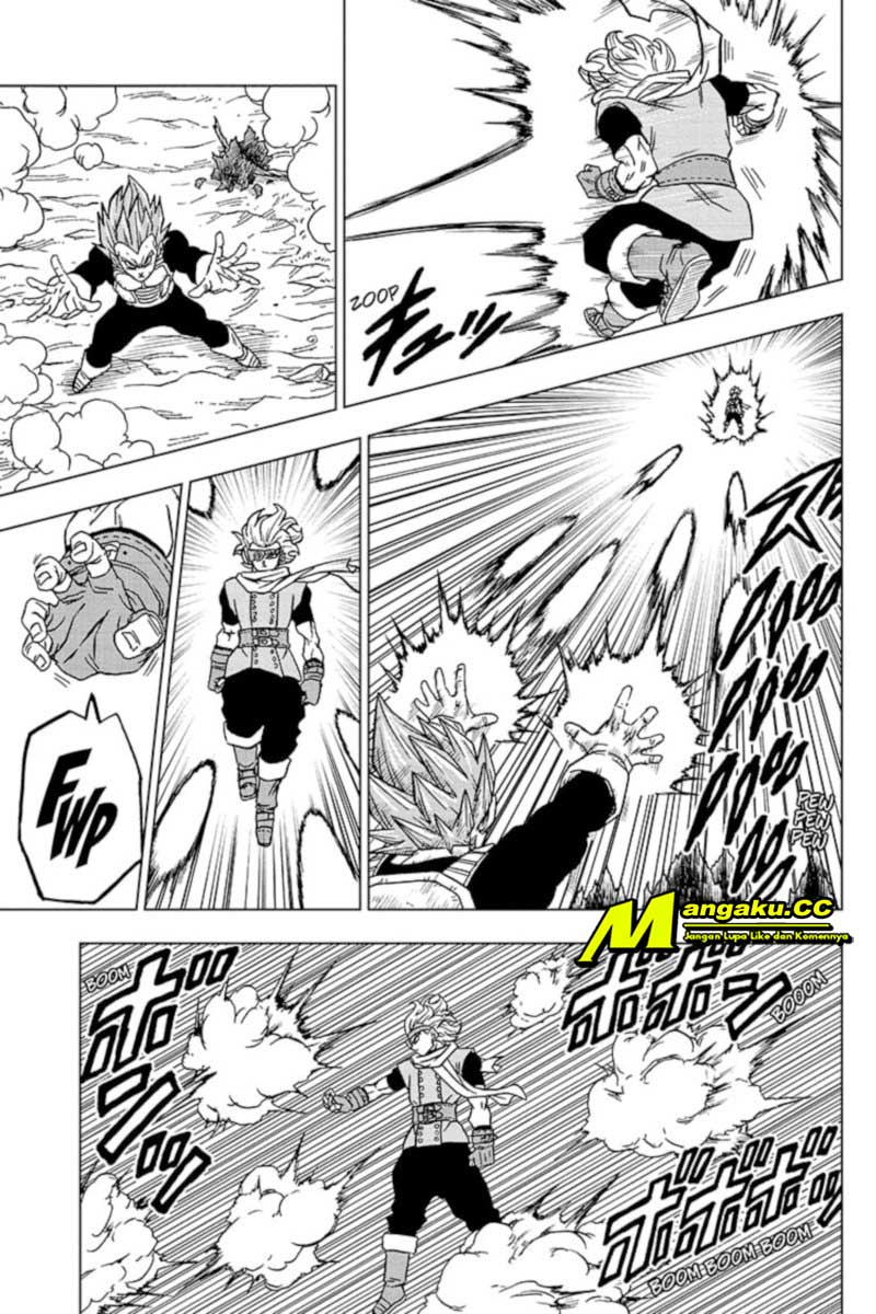 Dragon Ball Super: Chapter 74.2 - Page 10
