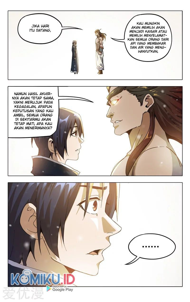 Deity's Path through Ten Thousand Worlds: Chapter 322 - Page 10