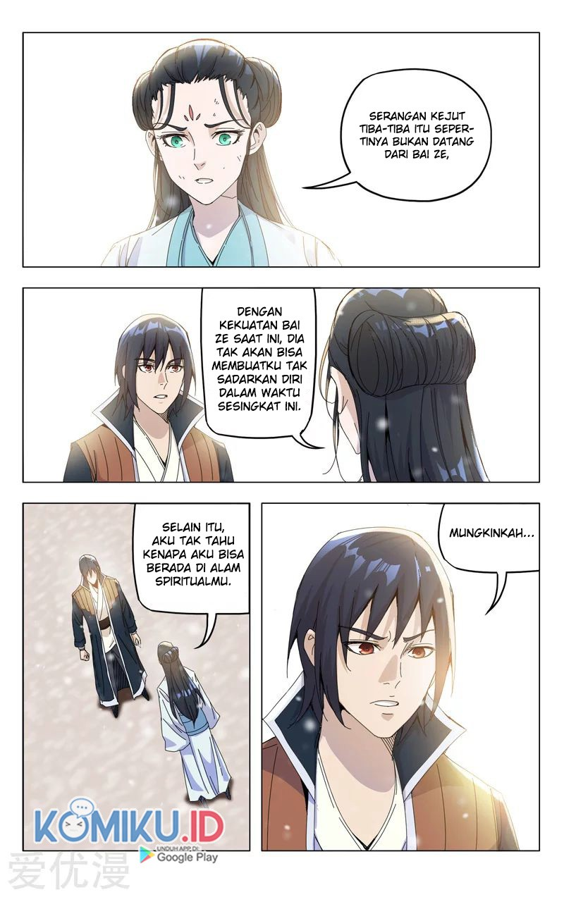 Deity's Path through Ten Thousand Worlds: Chapter 329 - Page 2