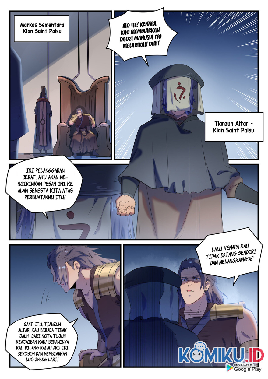 Apotheosis: Chapter 783 - Page 10
