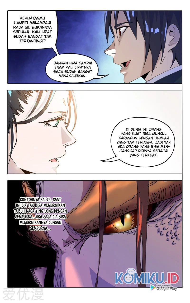 Deity's Path through Ten Thousand Worlds: Chapter 329 - Page 12