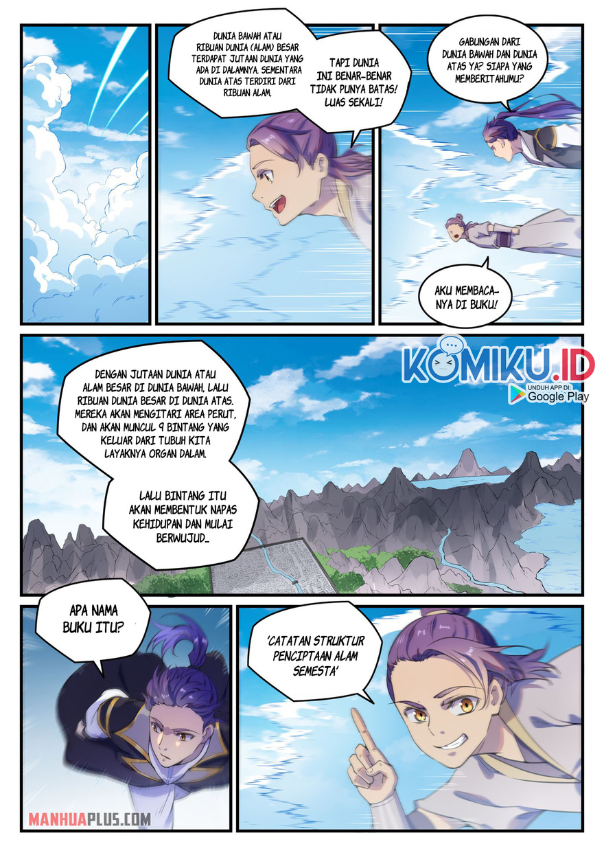 Apotheosis: Chapter 783 - Page 8