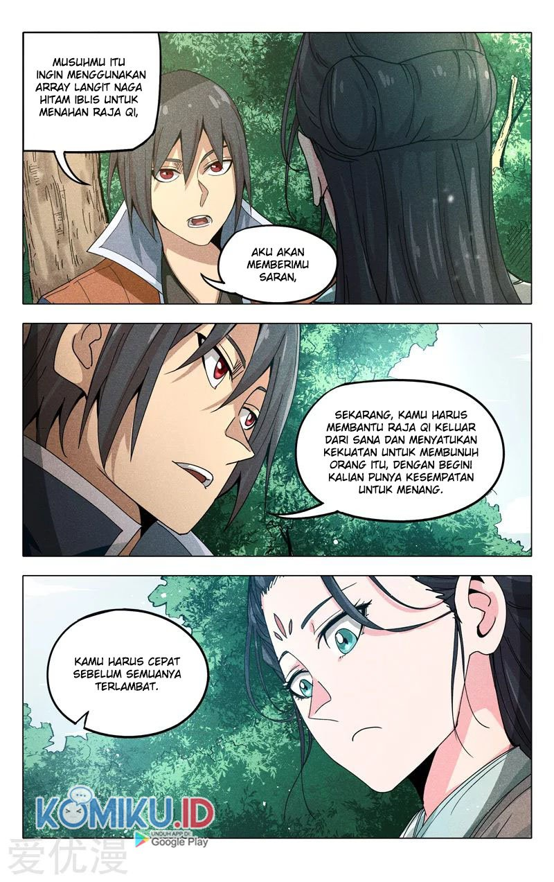 Deity's Path through Ten Thousand Worlds: Chapter 310 - Page 9