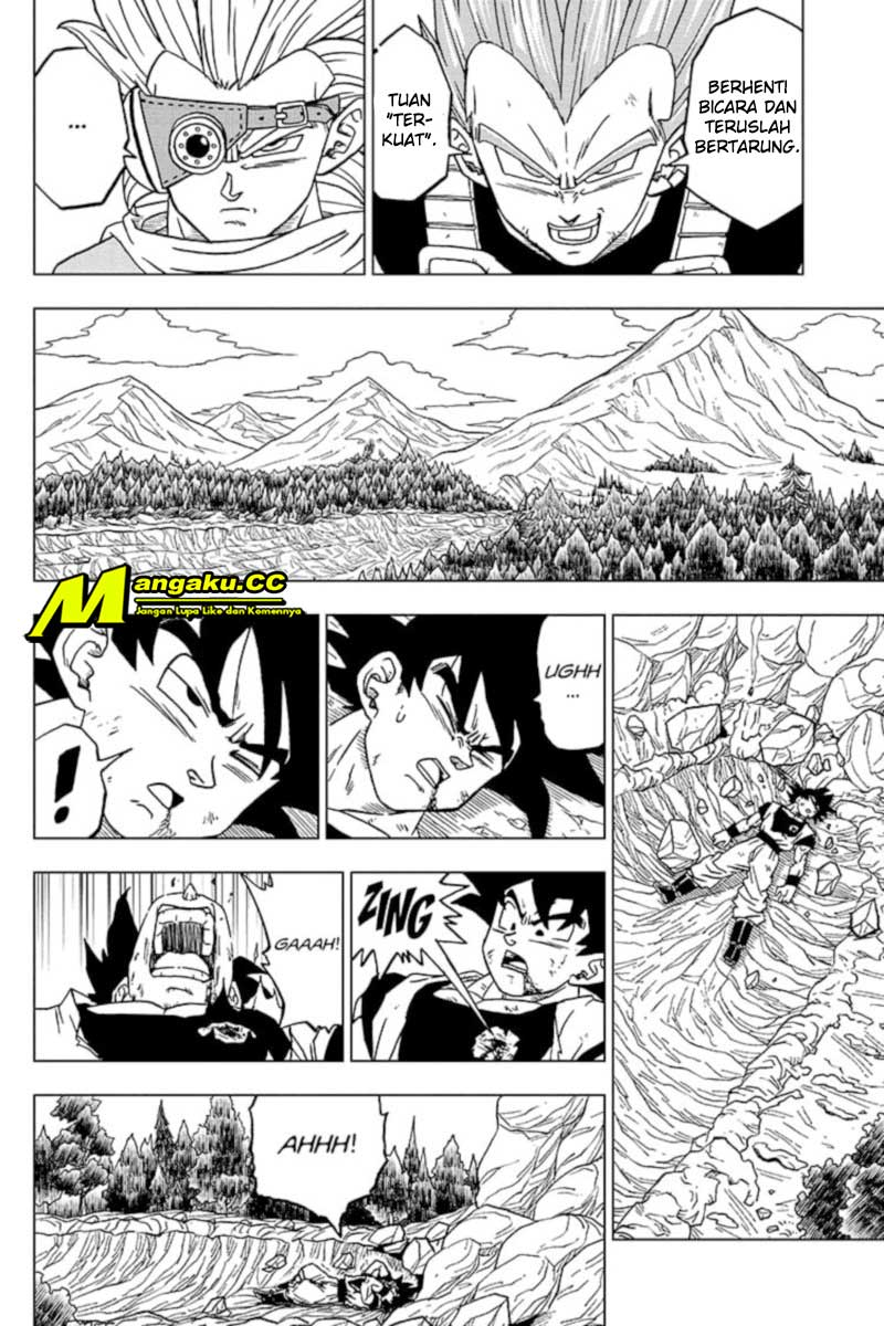 Dragon Ball Super: Chapter 74.2 - Page 7
