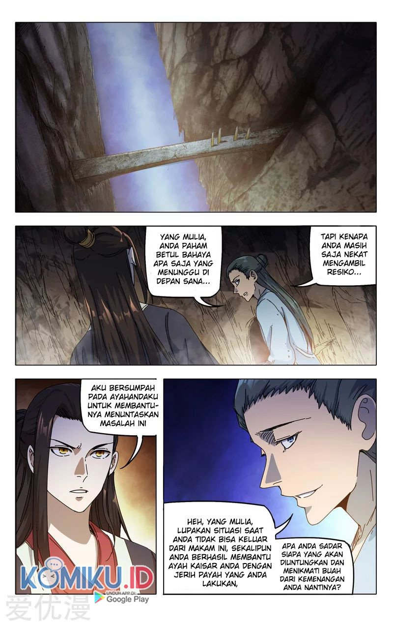 Deity's Path through Ten Thousand Worlds: Chapter 326 - Page 10