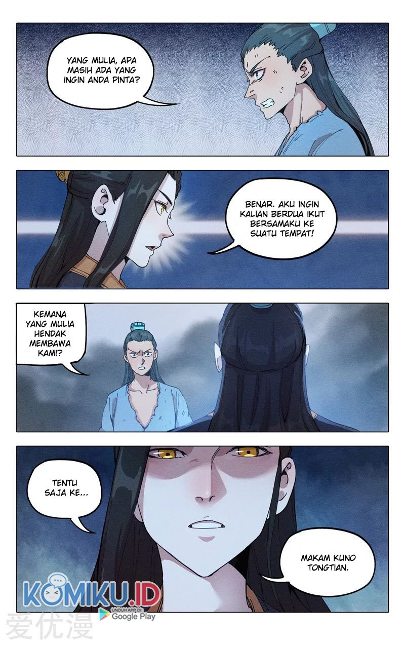 Deity's Path through Ten Thousand Worlds: Chapter 316 - Page 4