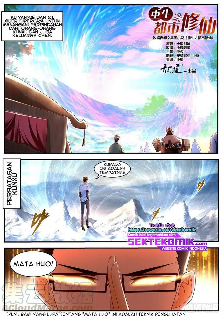 Rebirth Of The Urban Immortal Cultivator: Chapter 587 - Page 4