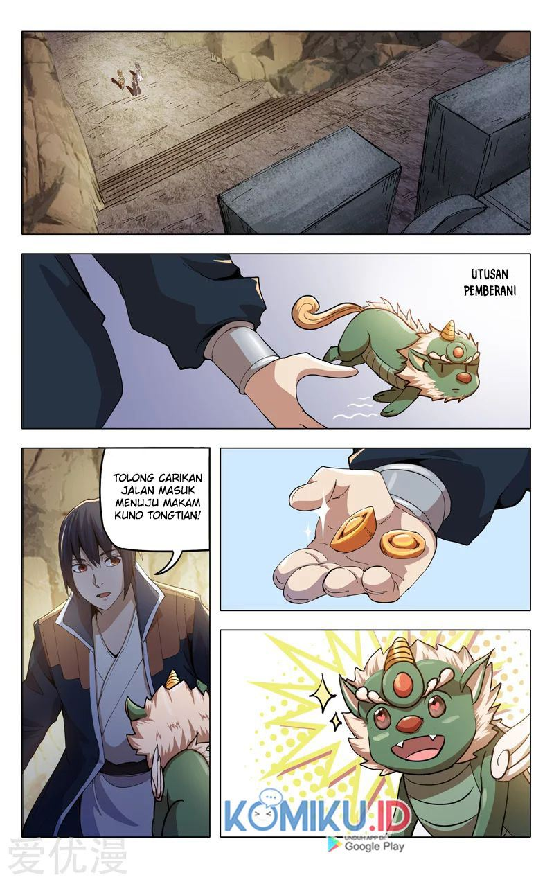 Deity's Path through Ten Thousand Worlds: Chapter 321 - Page 1