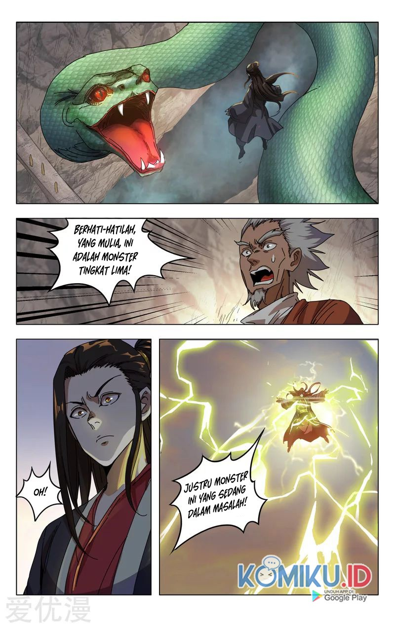 Deity's Path through Ten Thousand Worlds: Chapter 327 - Page 4