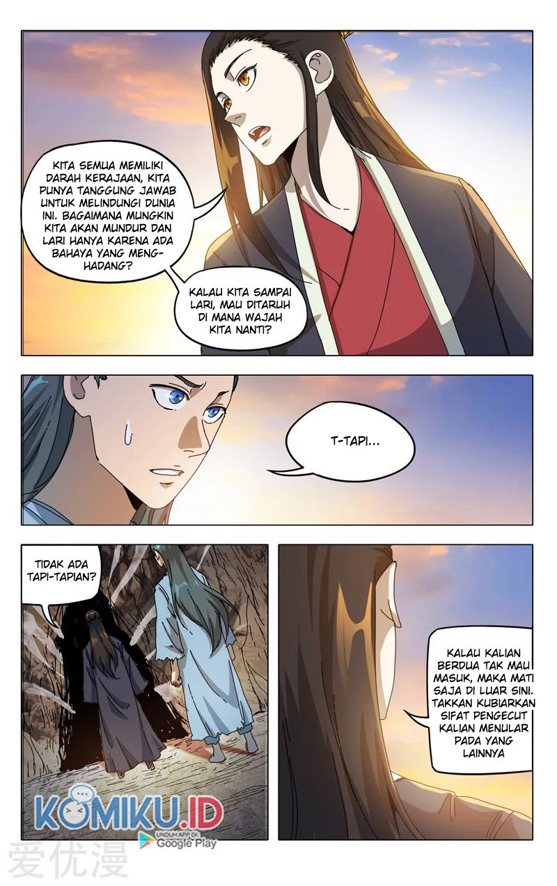 Deity's Path through Ten Thousand Worlds: Chapter 326 - Page 4