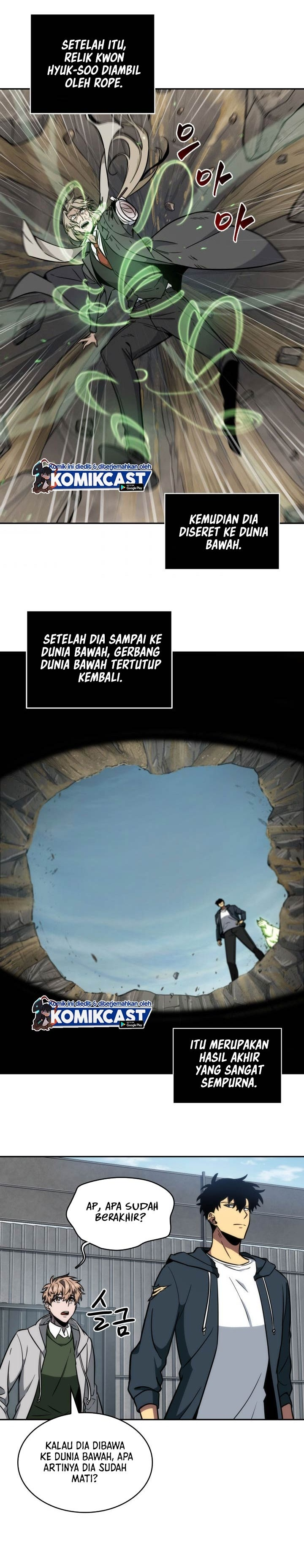 Tomb Raider King: Chapter 216 - Page 16