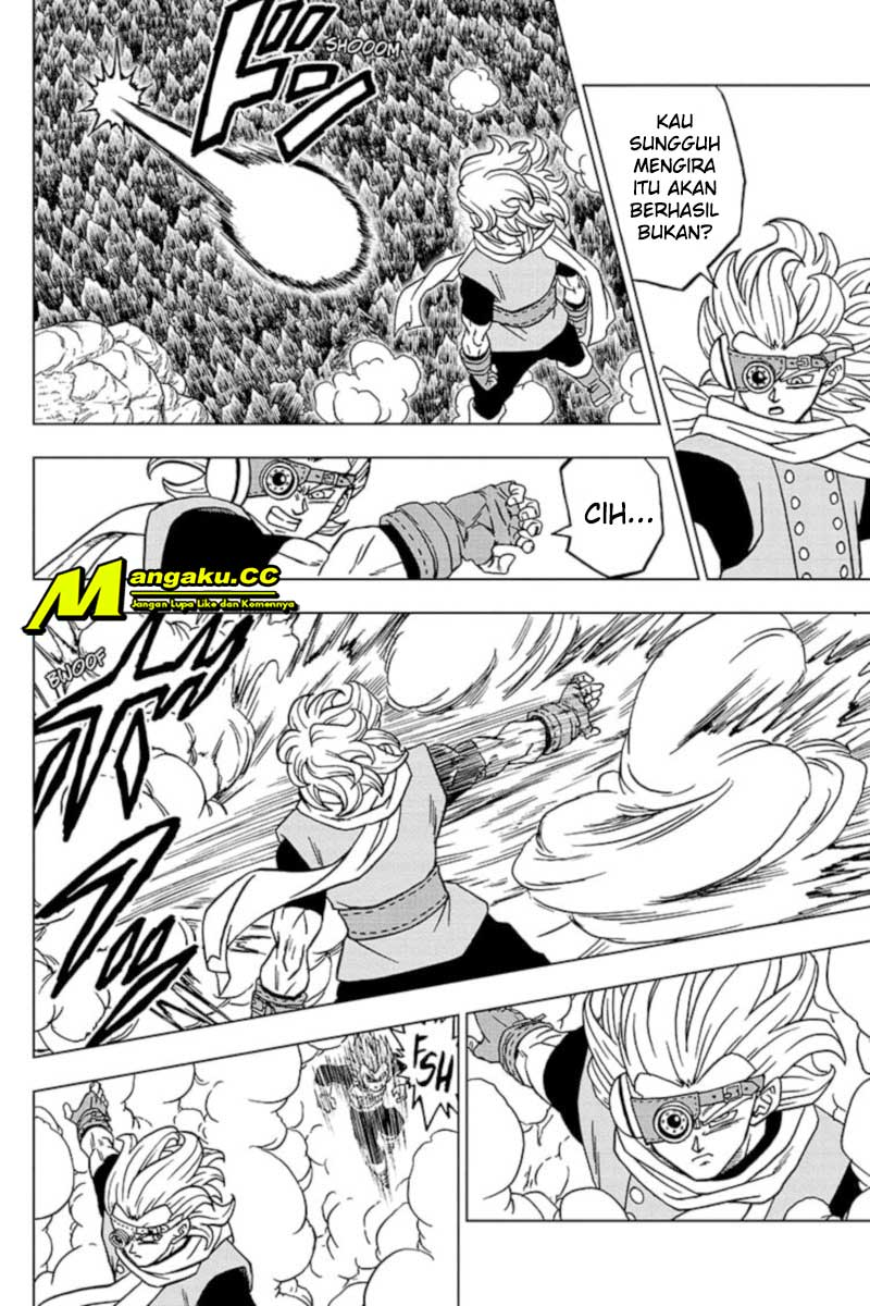 Dragon Ball Super: Chapter 74.2 - Page 11