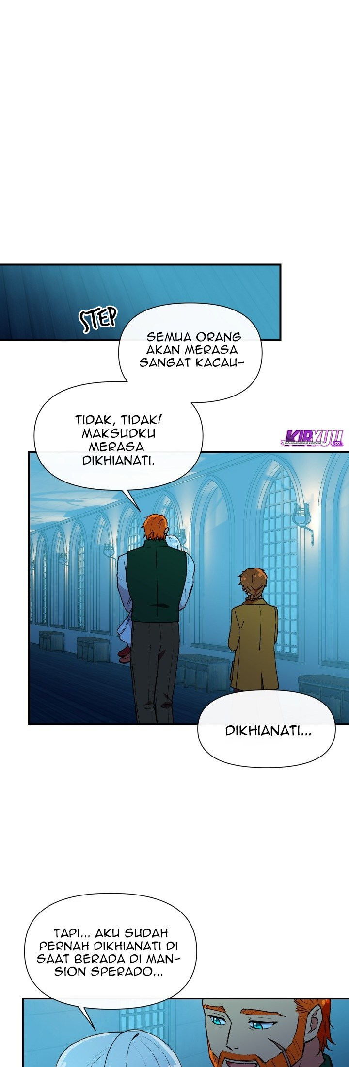 The Monster Duchess and Contract Princess: Chapter 59 - Page 8