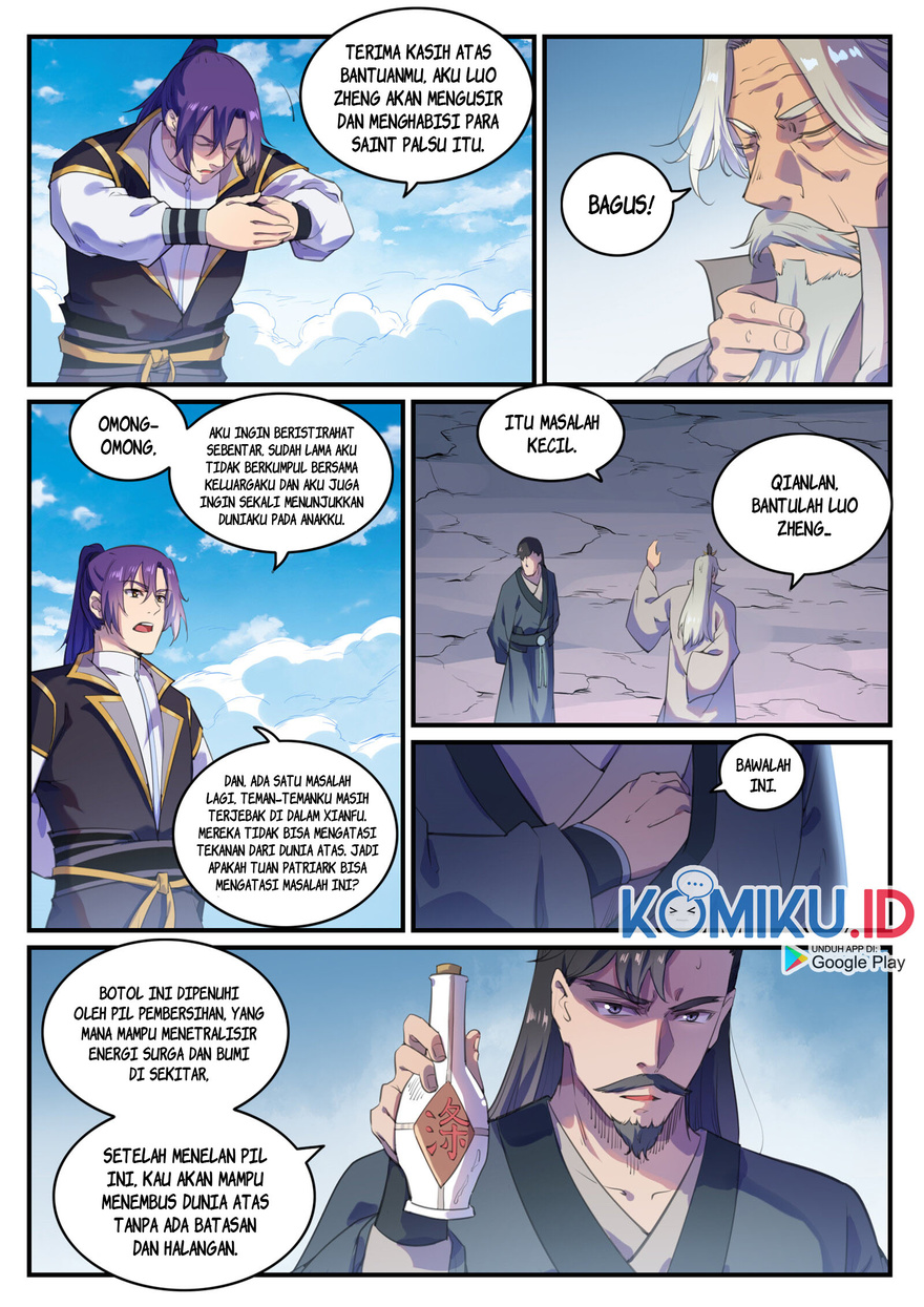 Apotheosis: Chapter 783 - Page 6