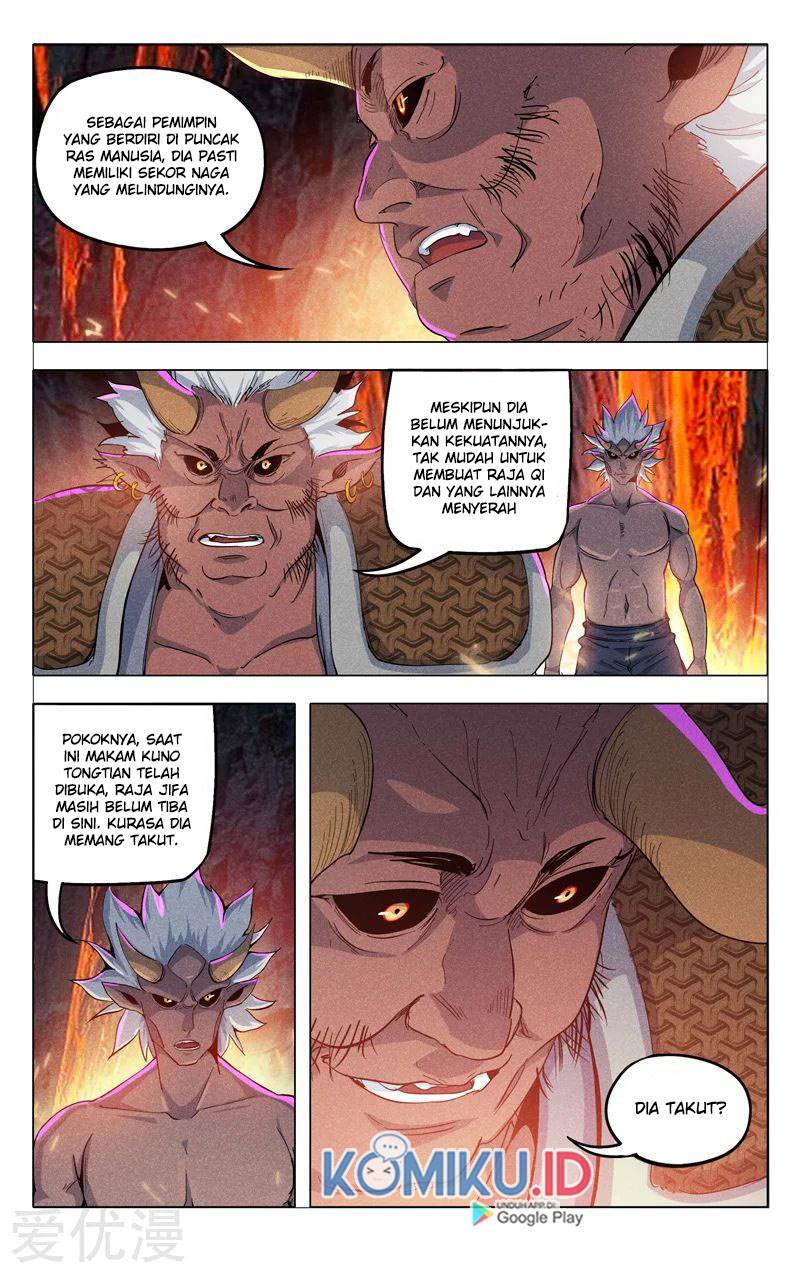 Deity's Path through Ten Thousand Worlds: Chapter 317 - Page 6