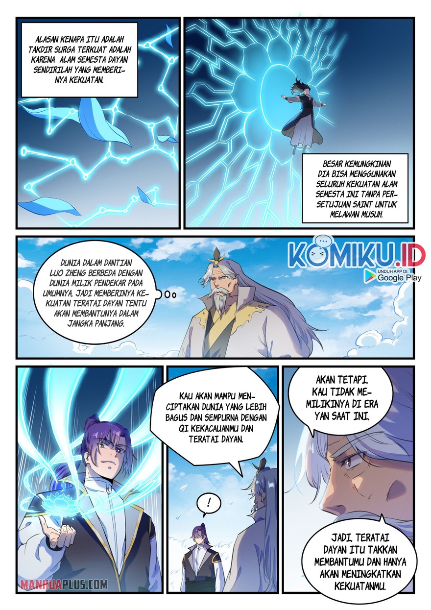 Apotheosis: Chapter 783 - Page 5