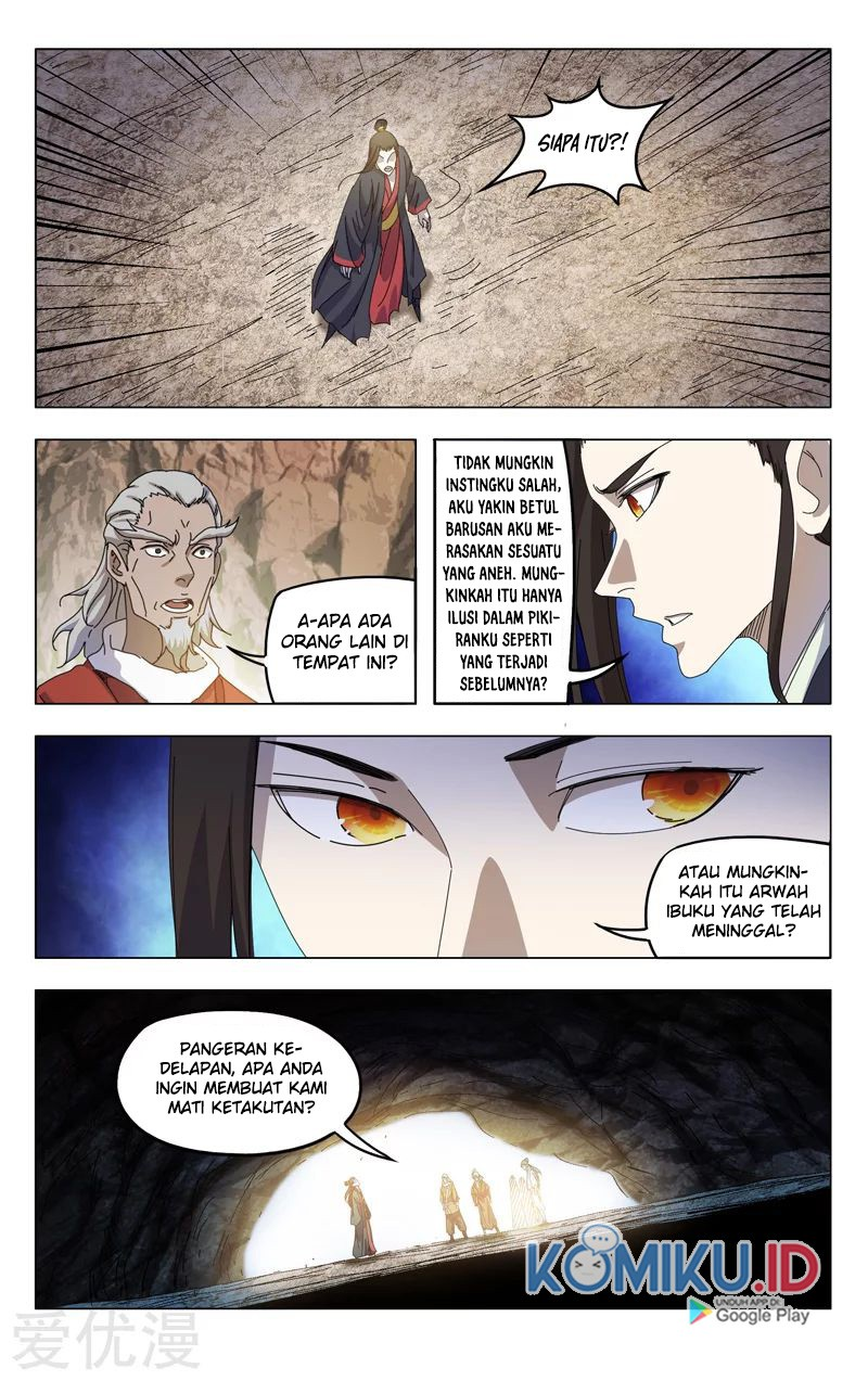 Deity's Path through Ten Thousand Worlds: Chapter 328 - Page 8