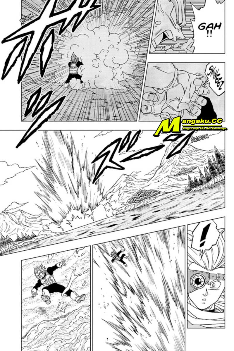 Dragon Ball Super: Chapter 74.2 - Page 4