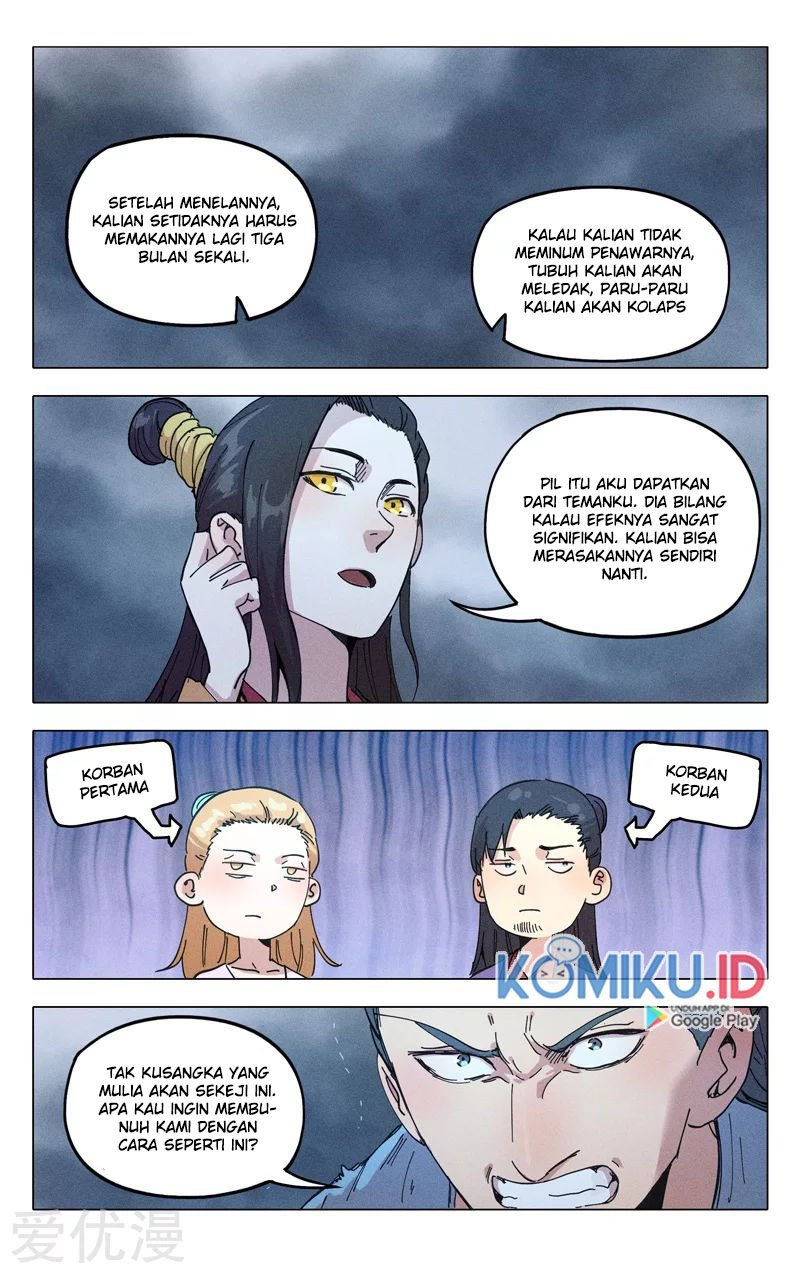Deity's Path through Ten Thousand Worlds: Chapter 316 - Page 7