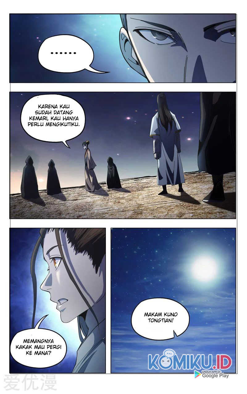 Deity's Path through Ten Thousand Worlds: Chapter 331 - Page 9