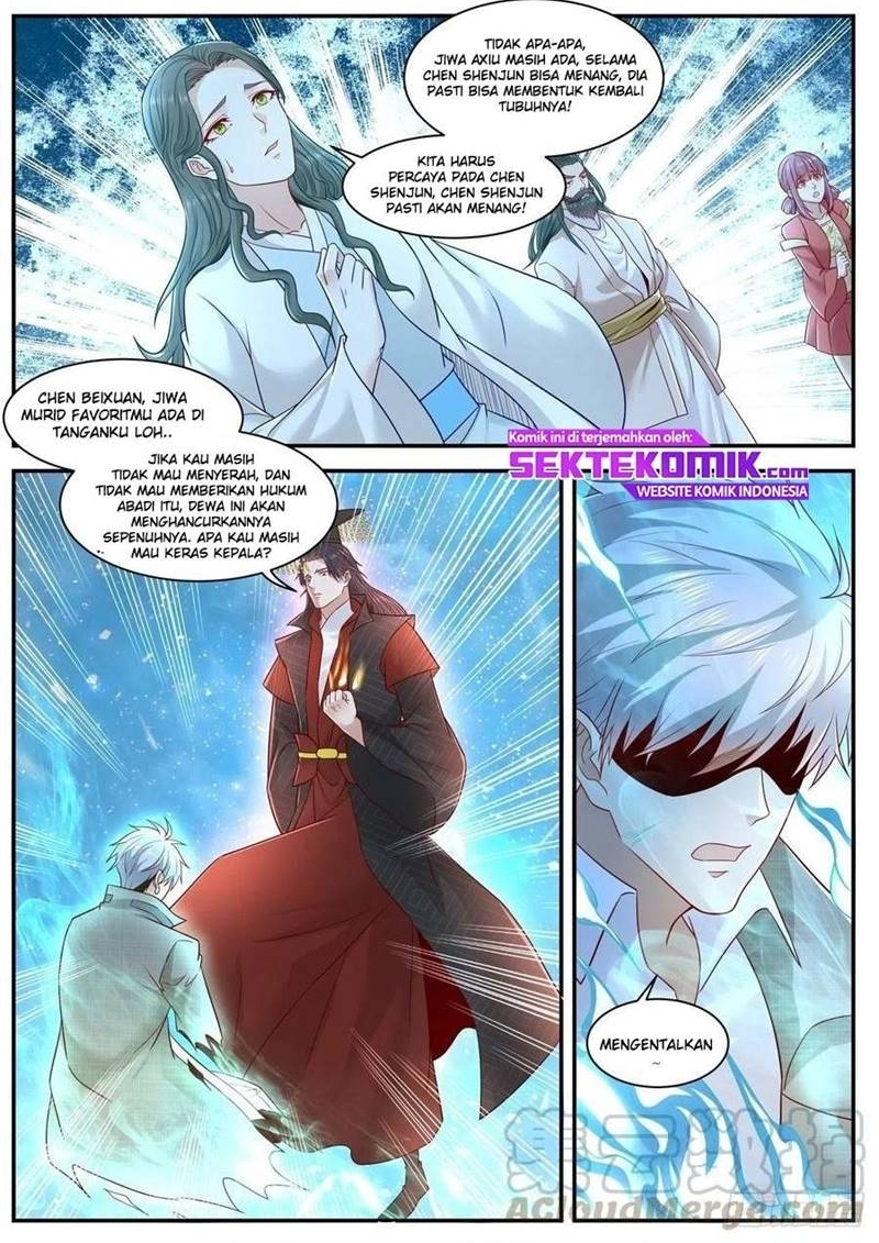 Rebirth Of The Urban Immortal Cultivator: Chapter 621 - Page 10