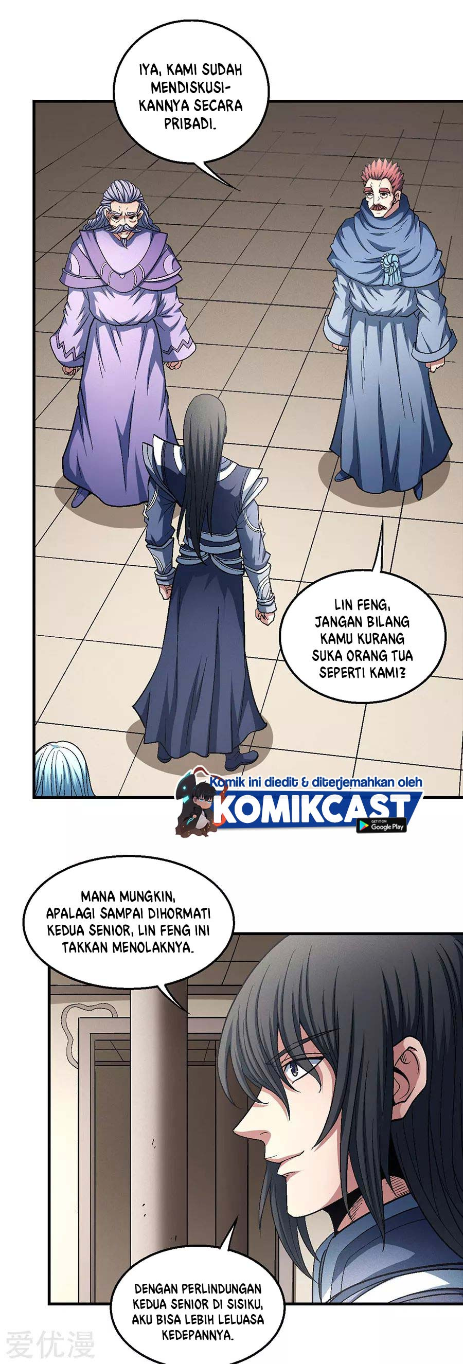 God of Martial Arts: Chapter 134.3 - Page 10