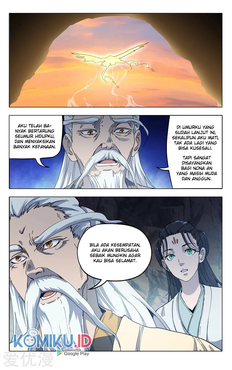Deity's Path through Ten Thousand Worlds: Chapter 324 - Page 9