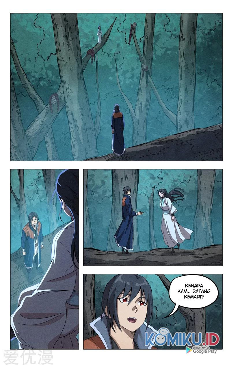 Deity's Path through Ten Thousand Worlds: Chapter 310 - Page 3